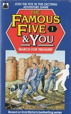 Famous Five and You: Search for Treasure No. 1 (Knight Books)-Mary Danby, Trevo