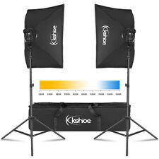 Photo Equipment Studio Softbox Reflector Lighting Kit Portrait Video Shooting
