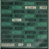 """Wynton Kelly Vinile 7 """" 45 Giri Action / You Can'T Get Away Nuovo Riverside"""