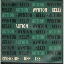 "Wynton Kelly ‎Vinile 7"" 45 giri Action / You Can't Get Away Nuovo Riverside"