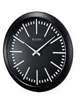 BULOVA SOUND AROUND STEREO BLUETOOTH ENABLED WALL CLOCK C4838