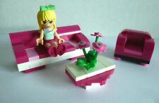 1 x LEGO® Friendsfigur,Sessel,Couch,Tisch Möbel Einrichtung.
