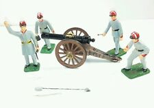 New Vintage Reeves  #ACW-C1 CONFEDERATE ARTILLERY TEAM 1861-1876 1/32 (54mm)