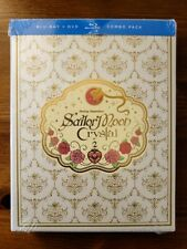 Sailor Moon Crystal: Set 2, Limited Edition Combo Pack [Blu-ray + DVD]