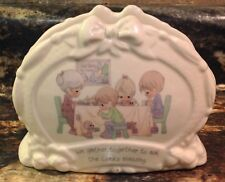 Precious Moments Lord'S Blessings Prayer Napkin Holder