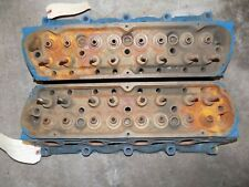 Stock Cylinder Heads Ford Mustang Shelby Mach I Torino Cyclone 351W 69 1969