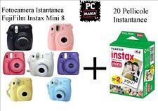 Fotocamera Istantanea FujiFilm Fuji Instax Mini 8 +20 pellicole