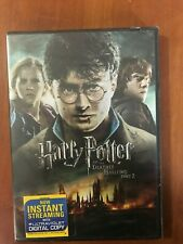 Harry Potter and the Deathly Hallows, Part 2 New/ Sealed