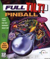 FULL TILT! PINBALL +1Clk Windows 10 8 7 Vista XP Install