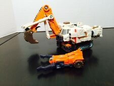 Transformers Armada Hoist w/Refute 100% complete no instructions EUC