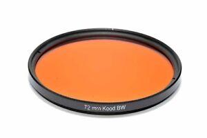 Kood Underwater Filter 72mm Blue Water