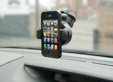 Car Windscreen, Dash + Vent iPod, iPhone 5, 4, 4S, Mobile Phone & Sat Nav Holder