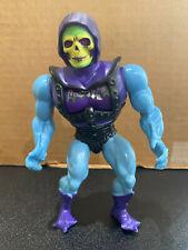 1983 Vintage He-Man Masters Of The Universe Skeletor Action Figure Plastic
