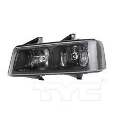 Headlight Assembly-Capa Certified Left TYC 20-6582-00-9