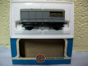 20t Goods Brake Van 114926 B.R. Grey Livery, Airfix No 54360-6 '00' Boxed 1970's