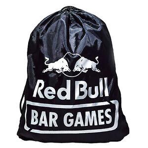 Red Bull Energy Sport Tasche Beutel Zubehör Gastro Bar Deko NEU