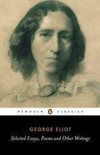 Selected Essays, Poems, and Other Writings by George Eliot (1991, Paperback)