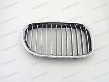 Chrome Front Bumper Hood Grille Right For BMW 7-Series F01 F02 2009-2012