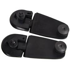 2Pcs For Ford Explorer 02-05 Rear Left + Right Liftgate Window Glass Hinges