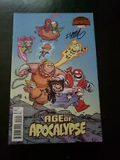 Age of Apocalypse #1 - Skottie Young variant cover, signed