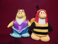 Disney Club Penguin Bumble Bee and Mermaid - NO CODES
