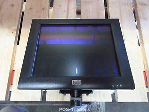 """Wincor BA72A-2 12"""" TFT SVGA 800 x 600 LCD Monitor Screen POS - MDR INTERFACE"""
