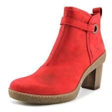 Calzado de mujer El Naturalista de piel color principal rojo