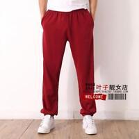 XL-7XL Men's Track Pants Casual Sport Jogging Bottoms Joggers Gym Sweats Trouser
