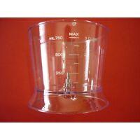 Sunbeam StickMaster Plus/Pro Plastic Bowl Assembly for SM8650 & SM6400, SM64101