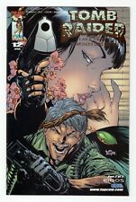 Top Cow Comics Tomb Raider: The Series (1999) #12 GCC Gold Foil NM Limited Ed