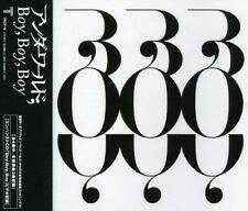UNDERWORLD-BOY. BOY. BOY-JAPAN CD C41