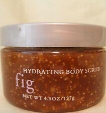 Bath & Body Works Pure Simplicity FIG Hydrating Body Scrub  4.5 oz, NEW