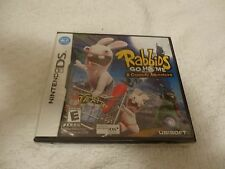 Rabbids Go Home Video Game - Nintendo DS New Sealed