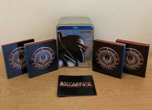 Battlestar Galactica - The Complete Series Limited Edition 20 Disk Blu-ray