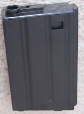 Metal Mid Cap. Mag For Metal Gearbox Airsoft AEG M4/M16 80 RD. BB Capacity