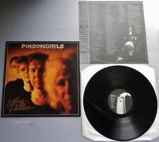 Poison Girls - Where's The Pleasure UK 1982 Xntrix LP with Insert