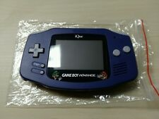 iQue Game Boy Advance Mario purple edition