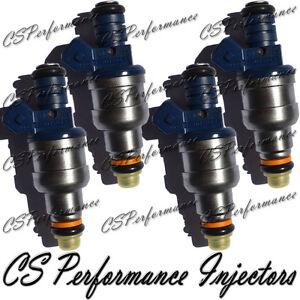 OEM Bosch Fuel Injectors Set (4) 0280150432 for Saab 2.1 2.3 I4 1994-1998 94-98