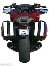 Honda CTX1300 4 piece Hardbag Reflective decal set (all years)