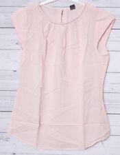s.Oliver Premium Damen Regular Fit Bluse, Gr. 34, Rosa