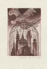 Ex librie Exlibris by CANCIKOVA NADEZDA / Czech