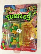 Teenage Mutant Ninja Turtles Raphael 1988 Vintage Unpunched