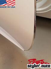 Door Guard Edge Trim Protector (Chrome) Molding 20 Quantity Wholesale Bundle