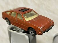 Vintage 1980 Matchbox Superfast No.8 Rover 3500  Vgc  Has Working Sun Roof