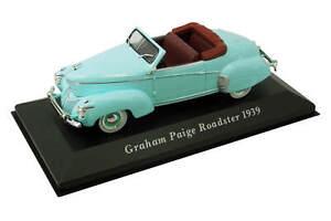 Graham Paige Roadster (1939) 1:43 MUSEUM