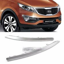 OEM Front Bumper Eye Line Trim Fog Lamp Upper LH RH for KIA 2011-2016 Sportage R