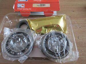 QWB381 New QH Rear Wheel Bearing FITS: DAF 46 66 Volvo 340 343 345 1972-