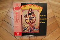 Enter The Dragon LP 33t Vinyl OST OBI Booklet Pictures Japan Bruce Lee P-8435W