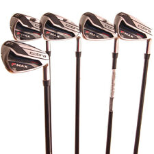 Cobra F-Max One Length Iron Set 6-PW R-Flex Graphite RH