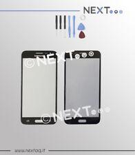 Vetrino per schermo touch screen Samsung Galaxy J3 2016 SM J320F nero + kit